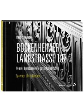 Bockenheimer Landstraße 102 - Hörbuch