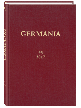 Henrich Editionen - Germania Band 95/2017