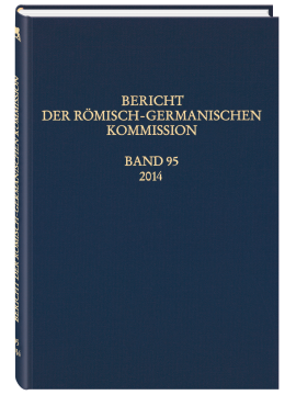 Bericht der RGK - Band 95/2014