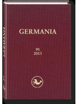 GERMANIA - Band 91/2013